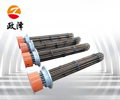 上海防爆法兰电加热管