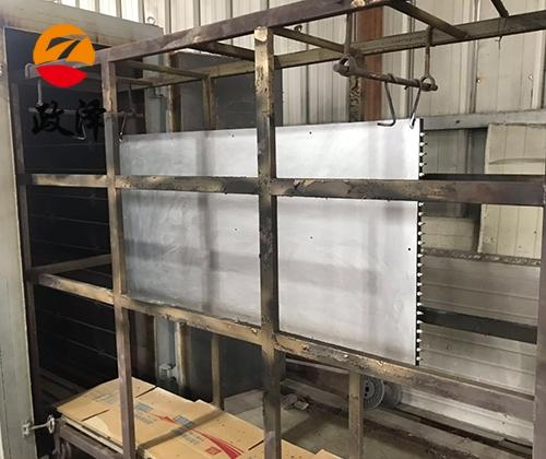大型特氟龙铸铝加热板